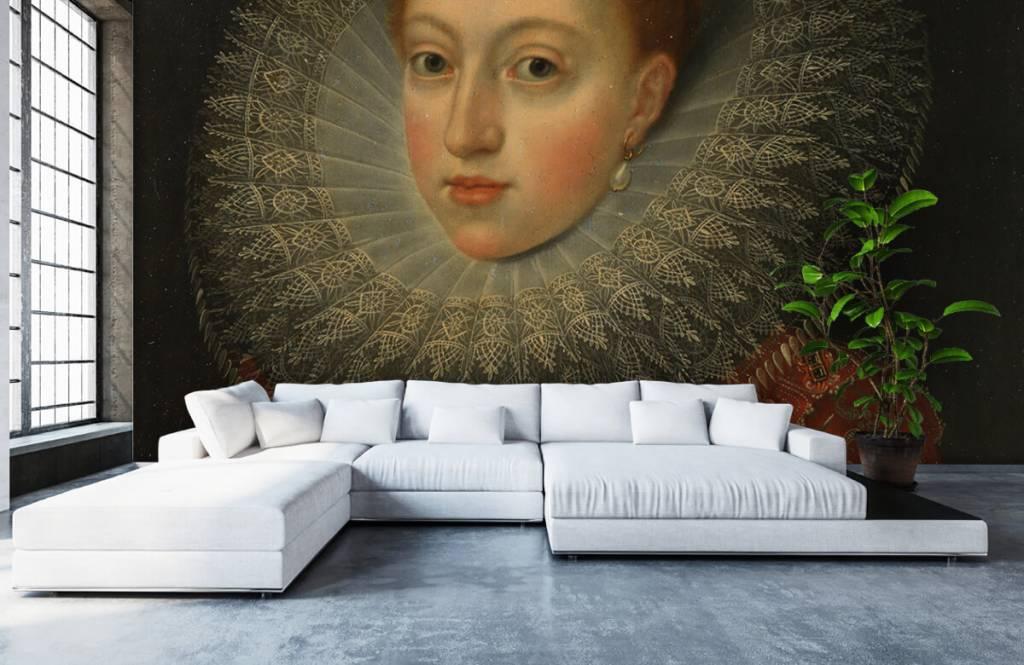Rijksmuseum - Portret van Margaretha van Oostenrijk - Keuken 5