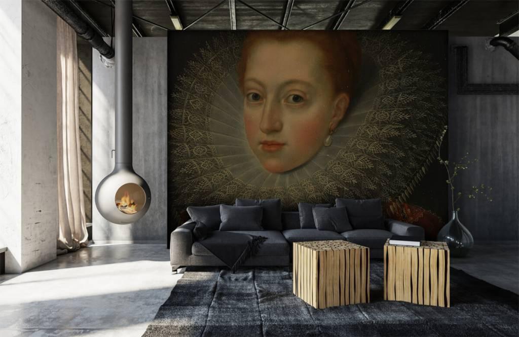 Rijksmuseum - Portret van Margaretha van Oostenrijk - Keuken 6