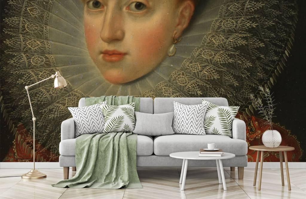 Rijksmuseum - Portret van Margaretha van Oostenrijk - Keuken 7