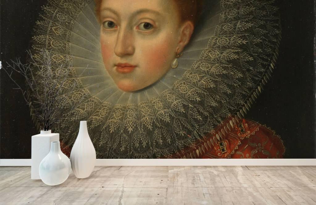 Rijksmuseum - Portret van Margaretha van Oostenrijk - Keuken 8