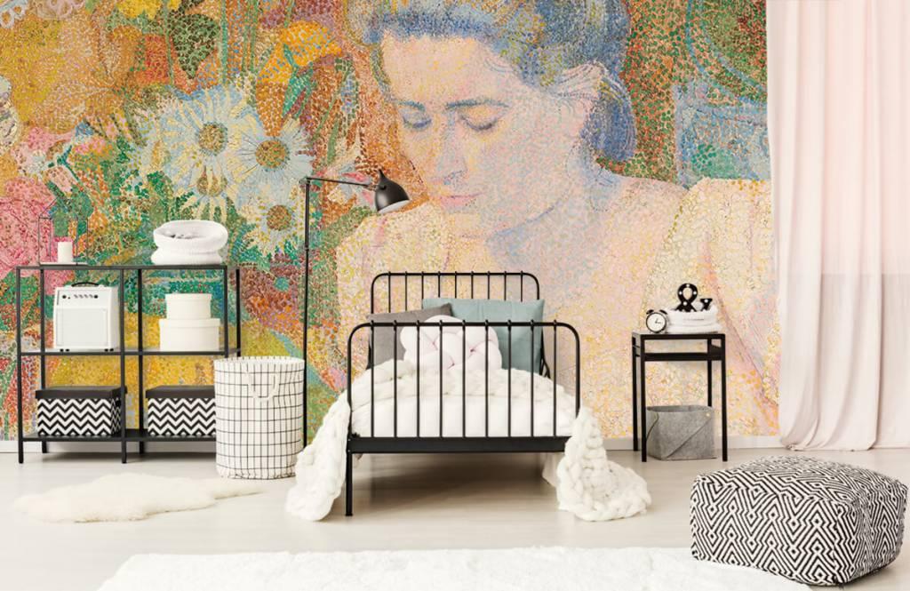 Gezichten & Portret - Portret van mevrouw Marie Jeannette de Lange - Slaapkamer 2
