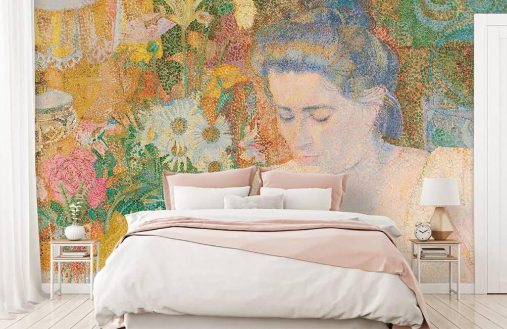 Gezichten & Portret - Portret van mevrouw Marie Jeannette de Lange - Slaapkamer 4