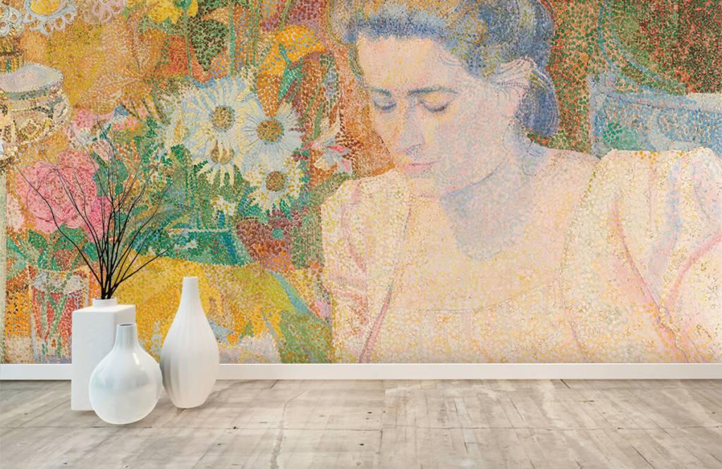 Gezichten & Portret - Portret van mevrouw Marie Jeannette de Lange - Slaapkamer 7