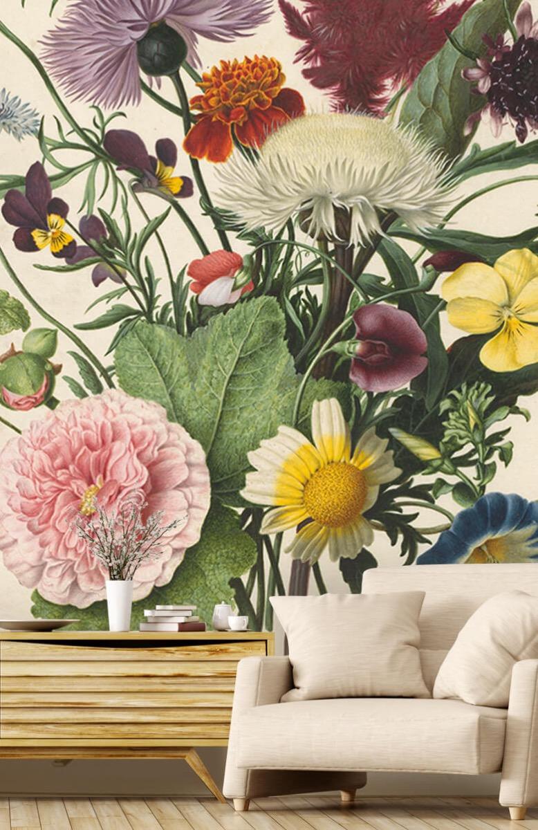 Rijksmuseum - Boeket bloemen - Slaapkamer 2