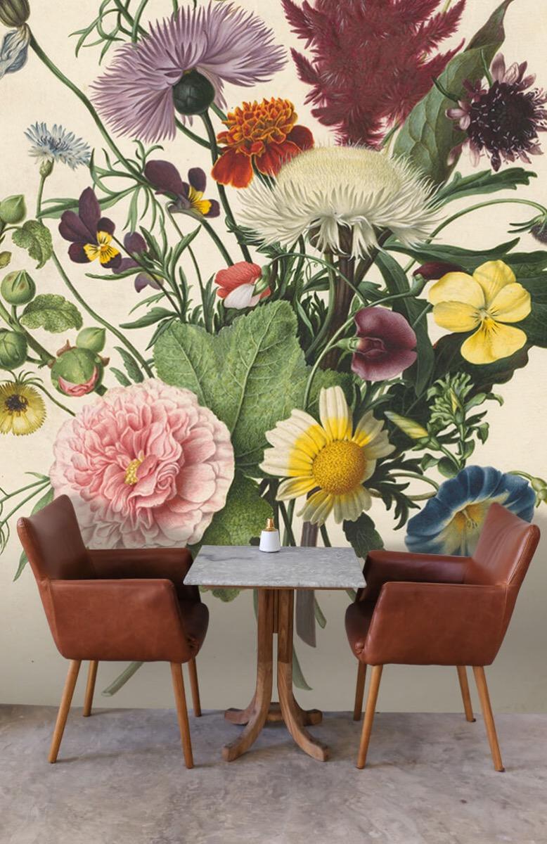 Rijksmuseum - Boeket bloemen - Slaapkamer 4