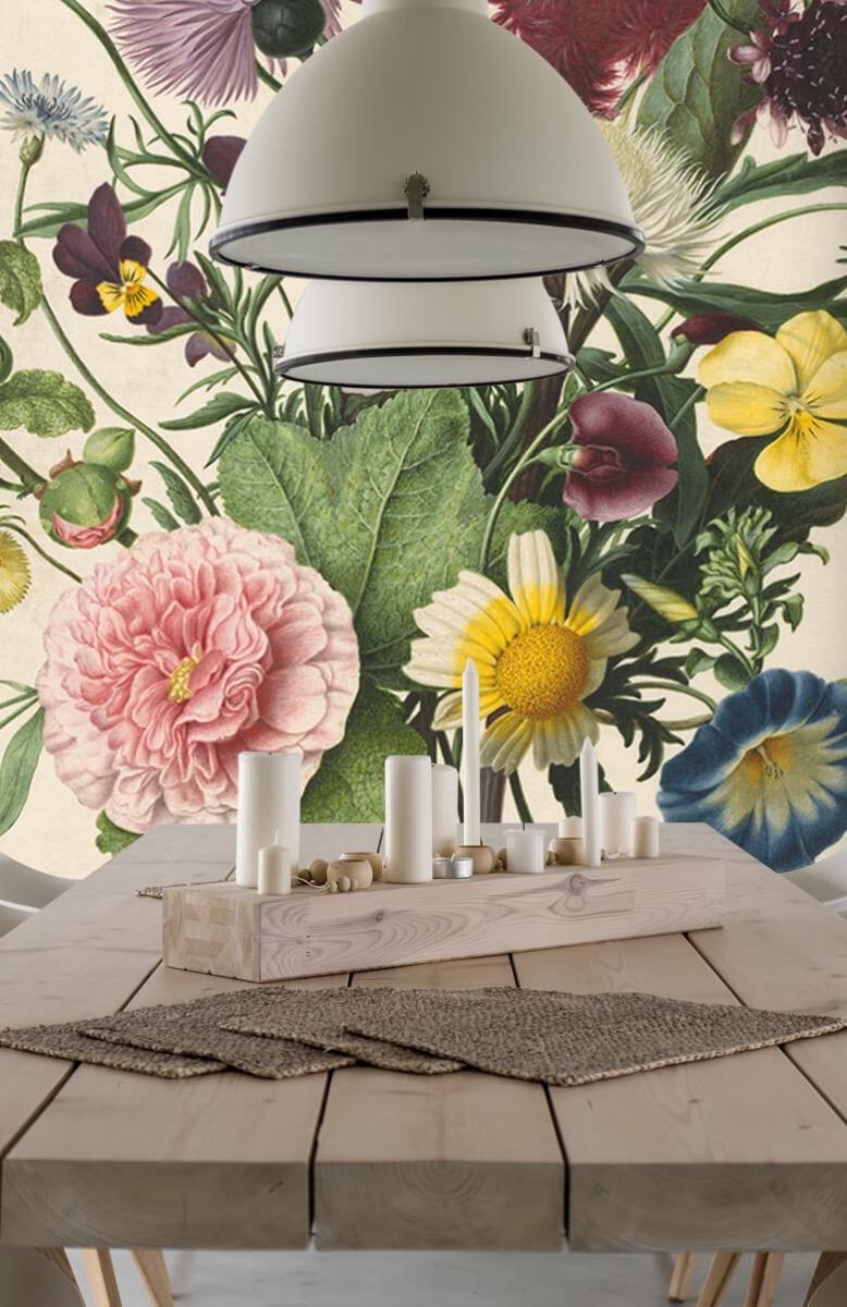 Rijksmuseum - Boeket bloemen - Slaapkamer 5