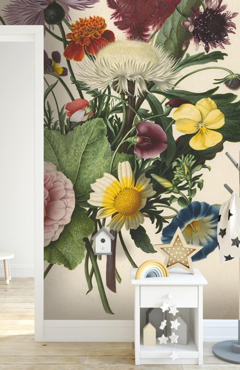 Rijksmuseum - Boeket bloemen - Slaapkamer 7