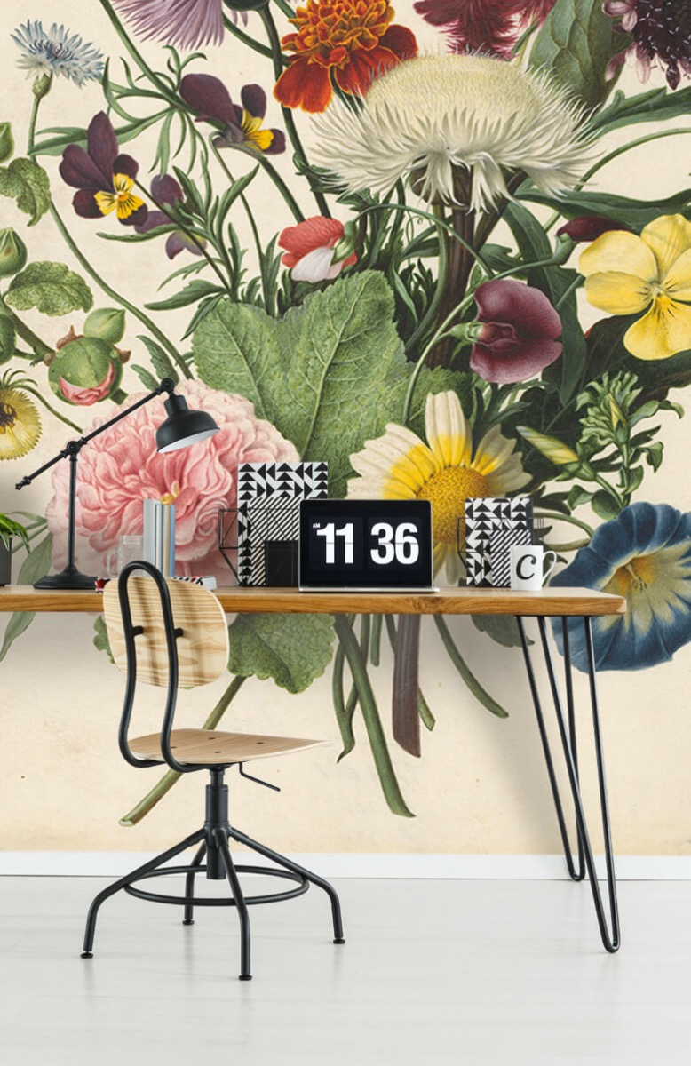 Rijksmuseum - Boeket bloemen - Slaapkamer 10