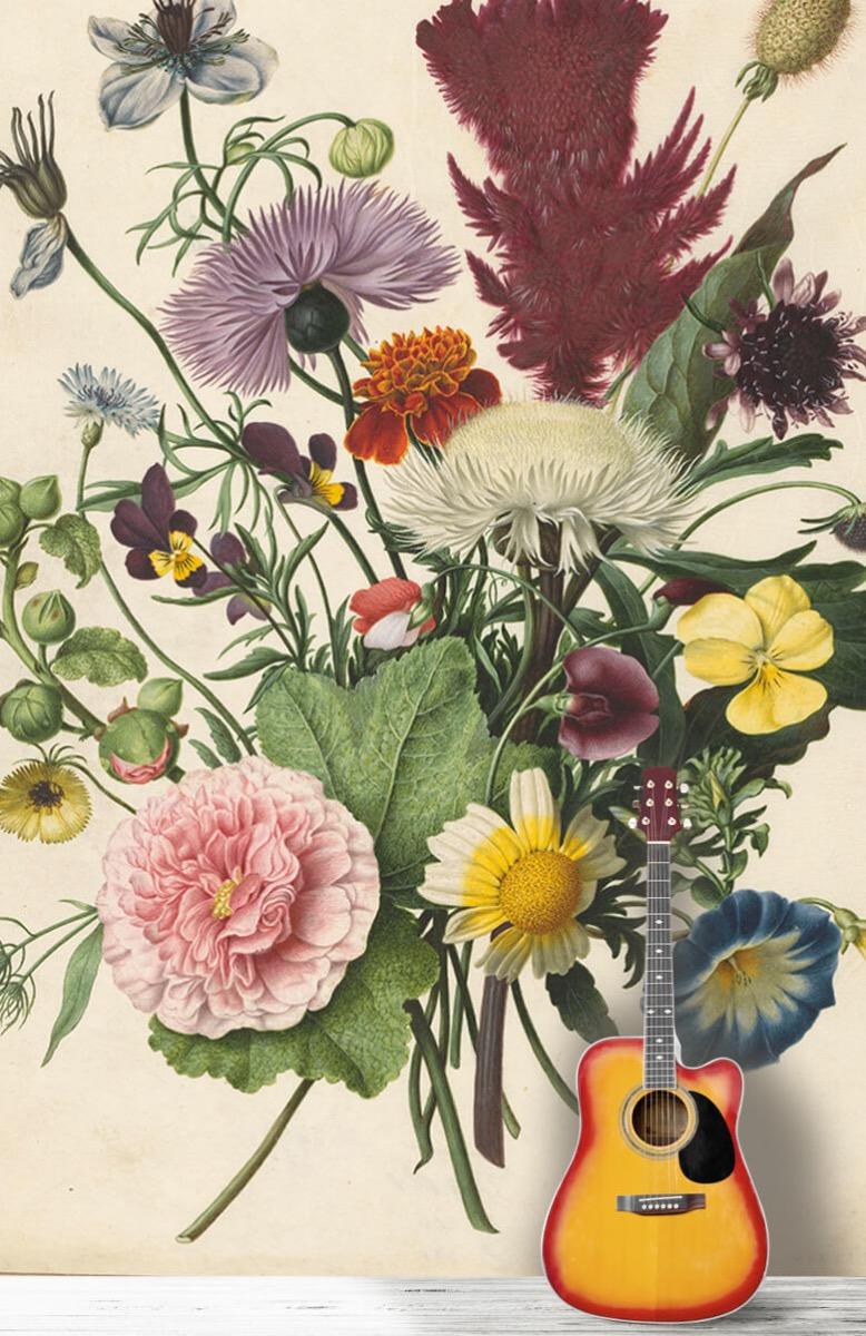 Rijksmuseum - Boeket bloemen - Slaapkamer 1