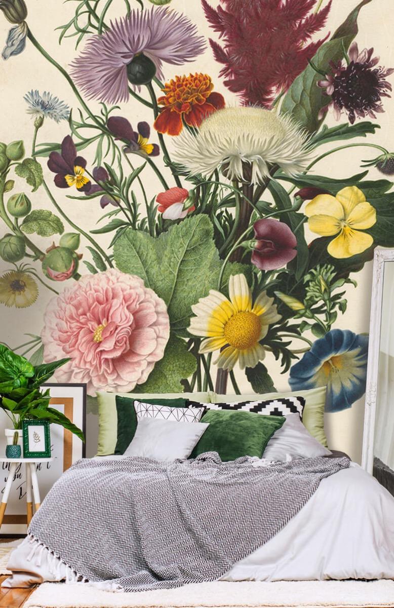 Rijksmuseum - Boeket bloemen - Slaapkamer 13
