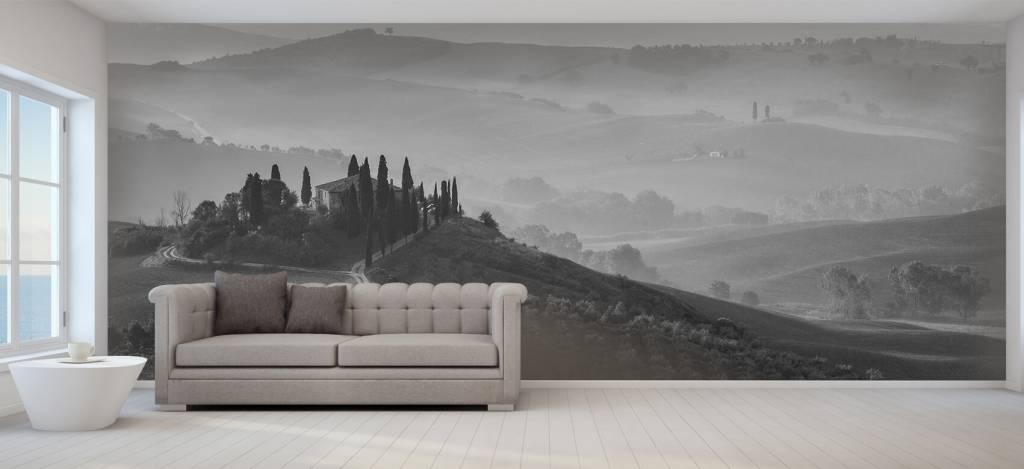 Landschap - Schilderachtig Toscane - Verkoopafdeling 2