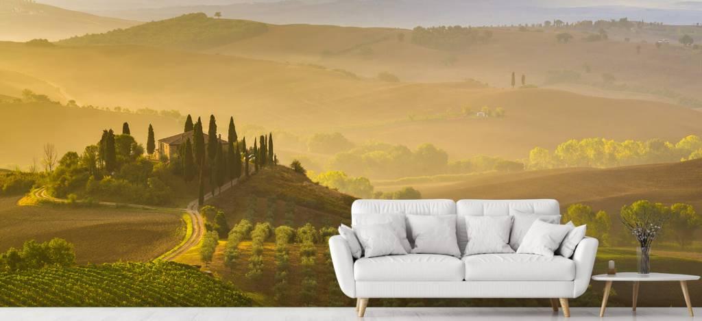Landschap - Schilderachtig Toscane - Verkoopafdeling 5