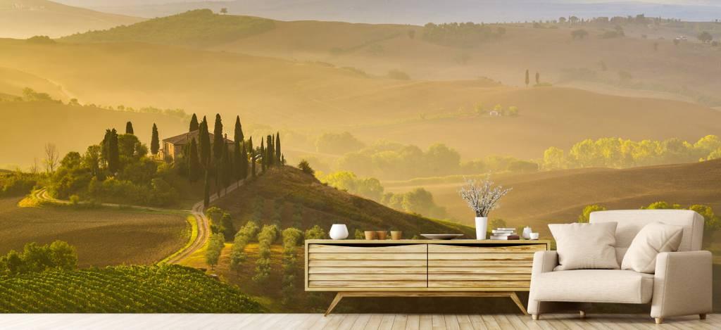 Landschap - Schilderachtig Toscane - Verkoopafdeling 6