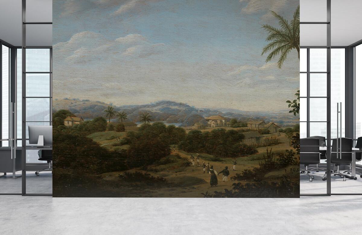 Overige - Braziliaans landschap - Woonkamer 3