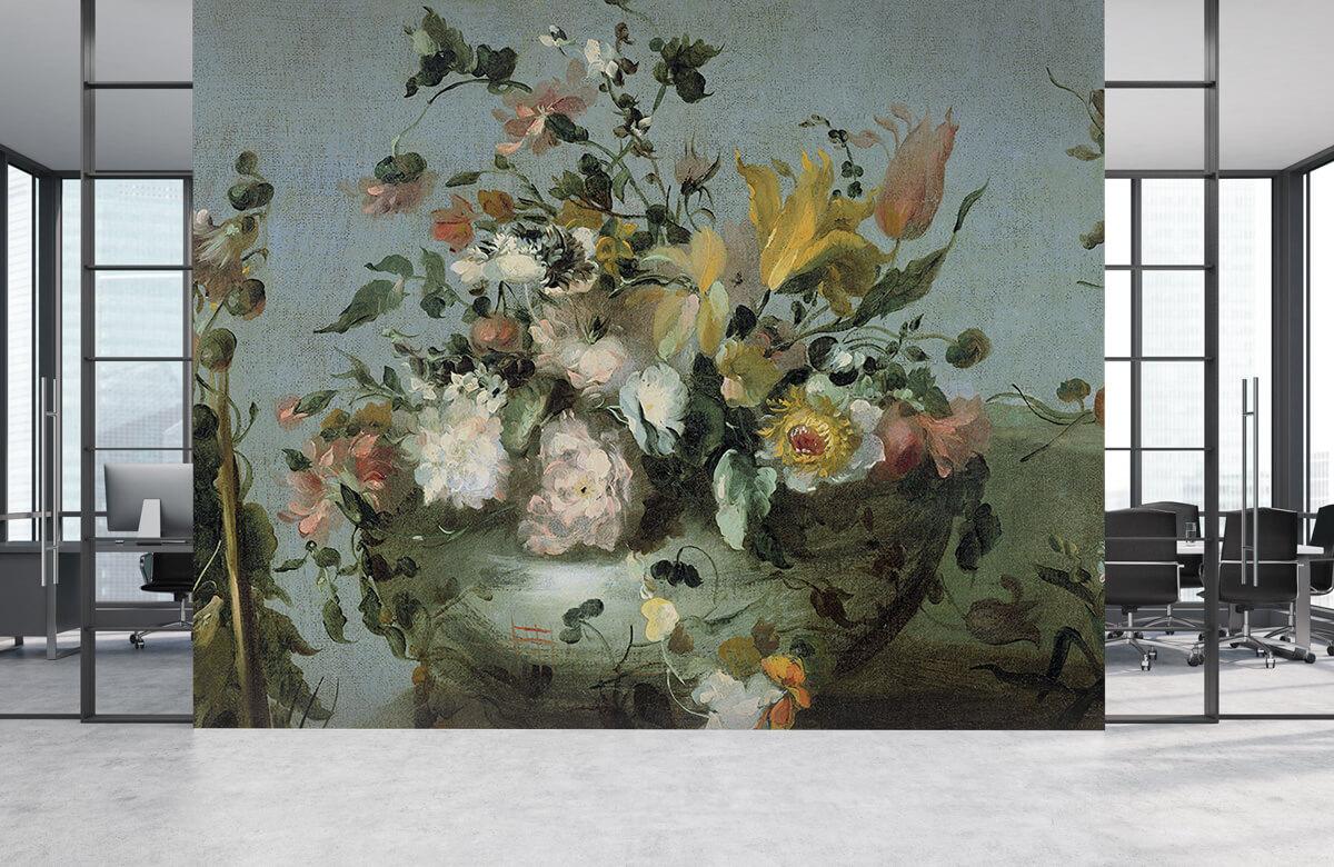 Rijksmuseum - Bloemen - Woonkamer 4