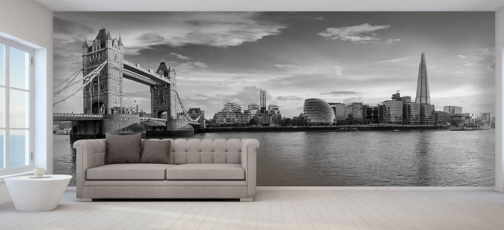 Skylines - Skyline London met Tower Bridge - Hobbykamer 5