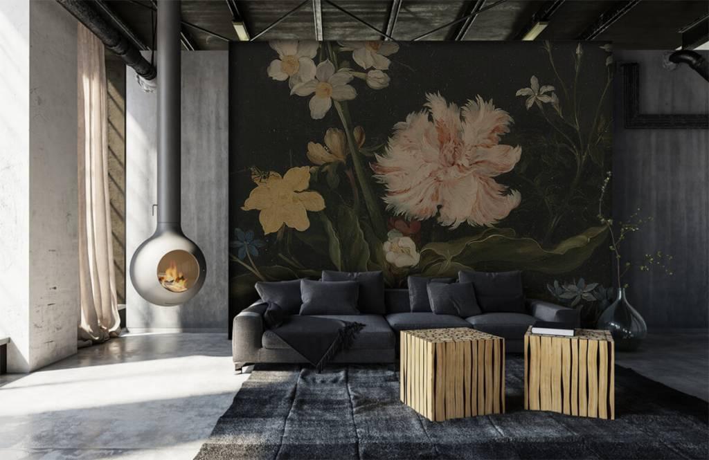 Stillevens en Bloemen - Stilleven met bloemen in een glas - Keuken 8