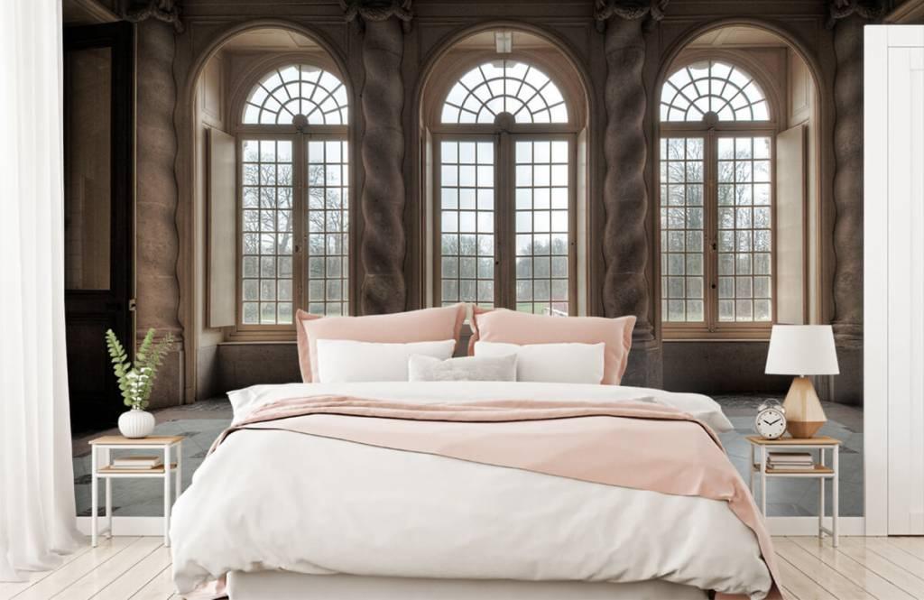 Gebouwen - Verlaten kasteel - Slaapkamer 1