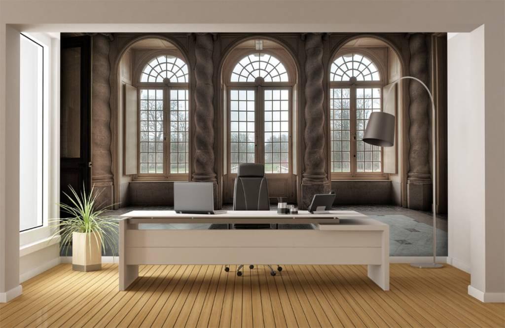 Gebouwen - Verlaten kasteel - Slaapkamer 3