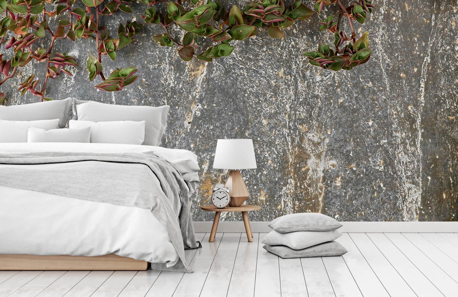Bladeren - Plantenbak - Wallexclusive - Slaapkamer 14