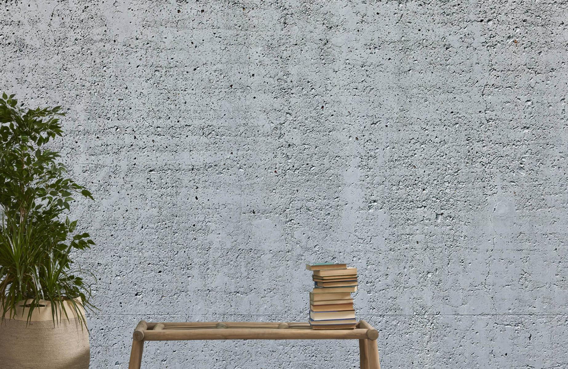 Betonlook behang - Beton - Wallexclusive - Kantoor 20
