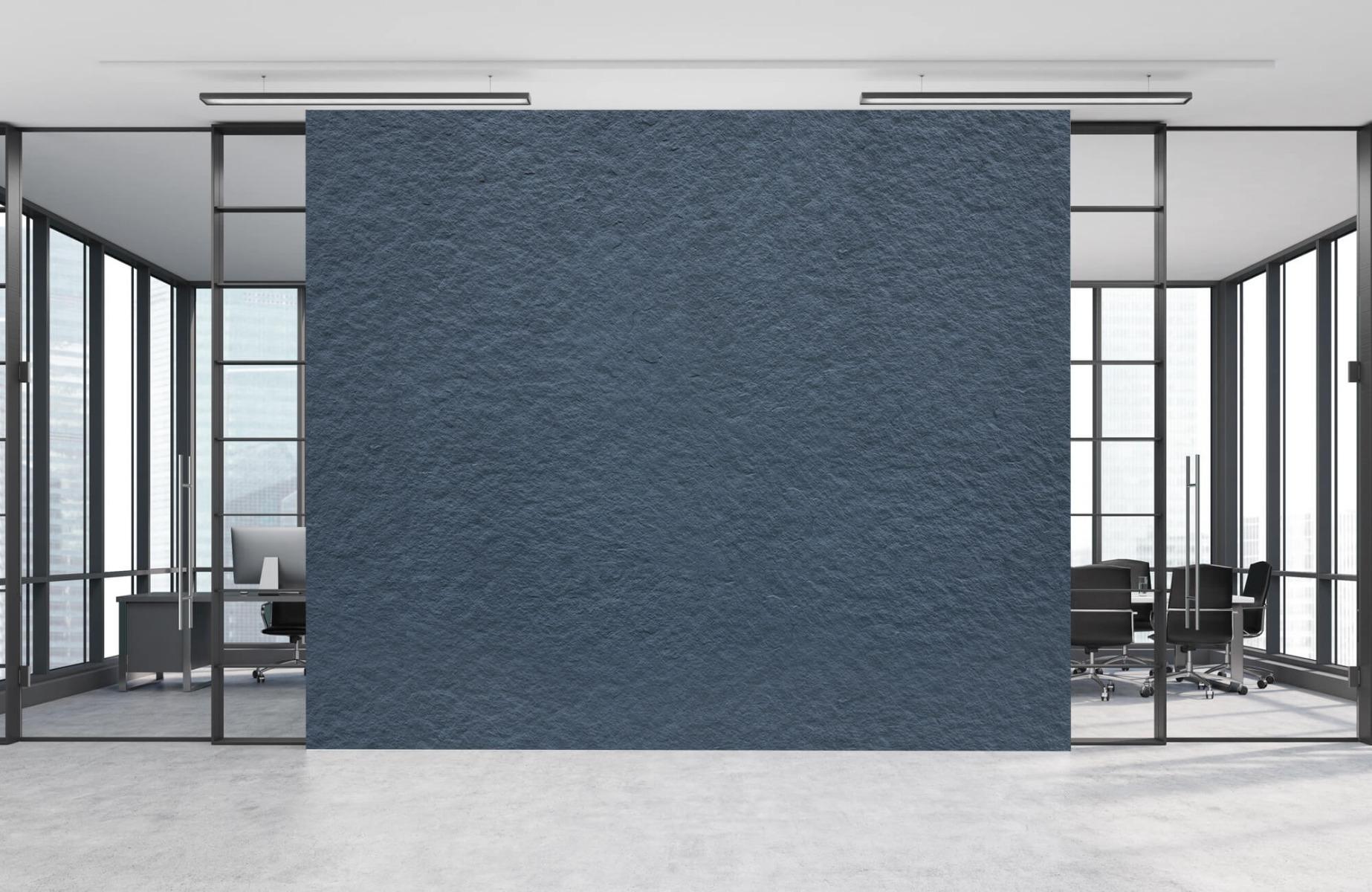 Betonlook behang - Grove structuur - Wallexclusive - Slaapkamer 9