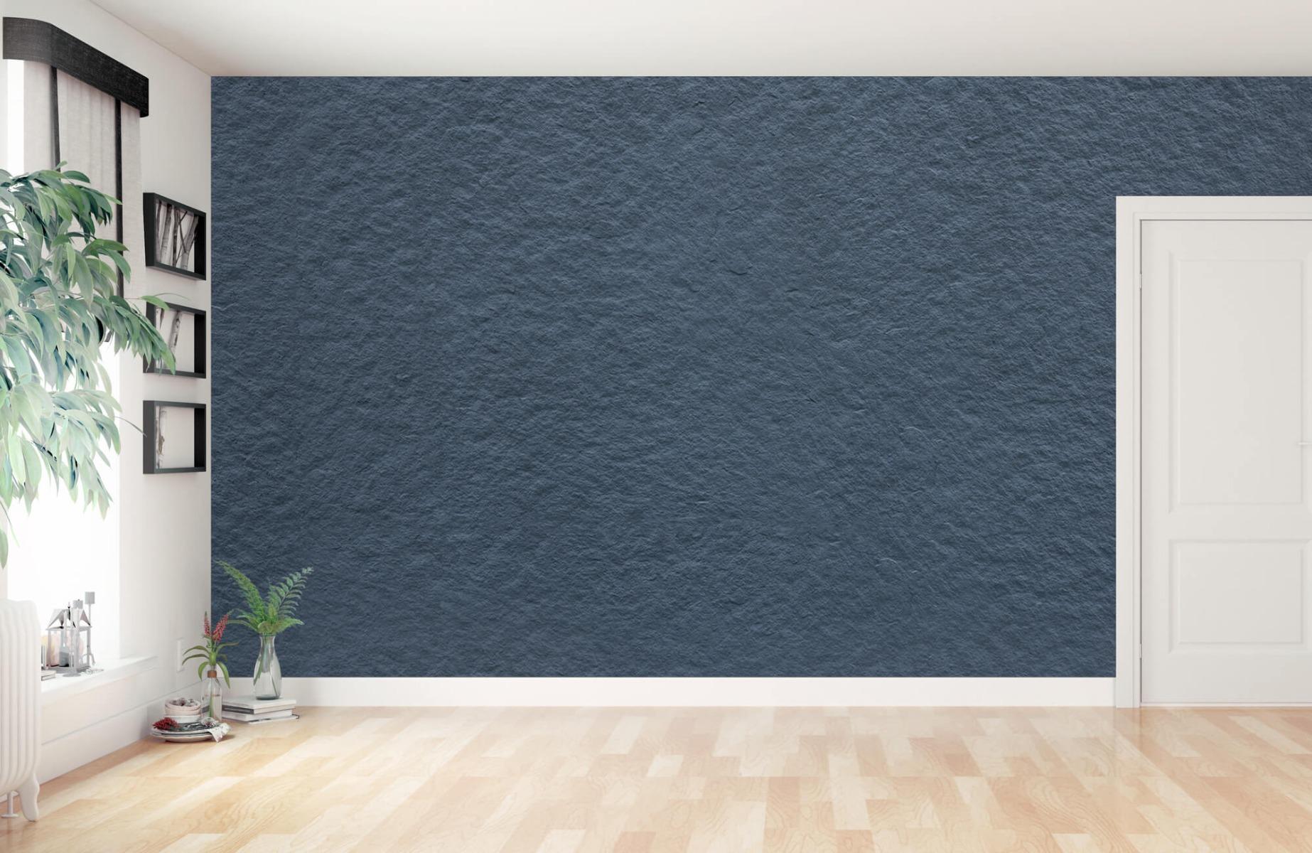 Betonlook behang - Grove structuur - Wallexclusive - Slaapkamer 12
