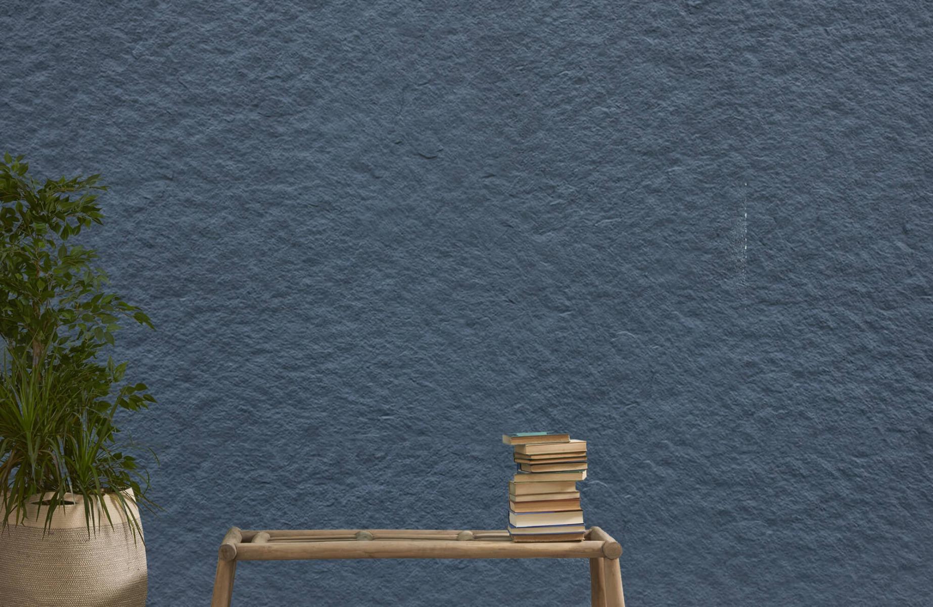 Betonlook behang - Grove structuur - Wallexclusive - Slaapkamer 20