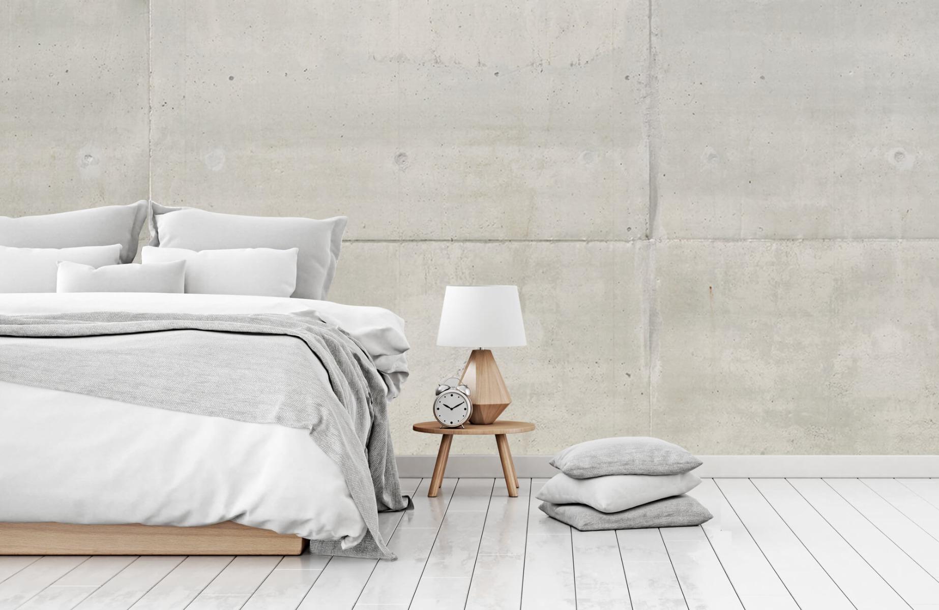 Betonlook behang - Betonnen platen - Wallexclusive - Vergaderruimte 18