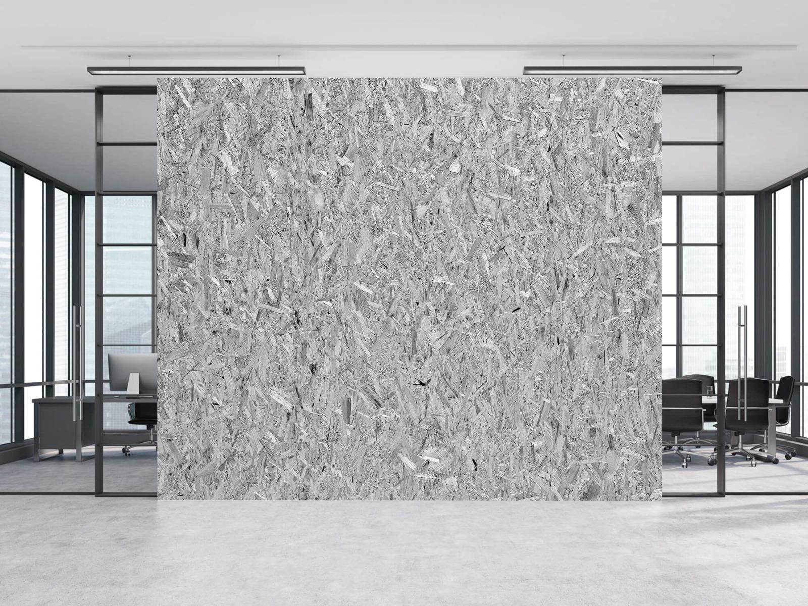 Hout behang - Spaanplaat - Wallexclusive - Woonkamer 10