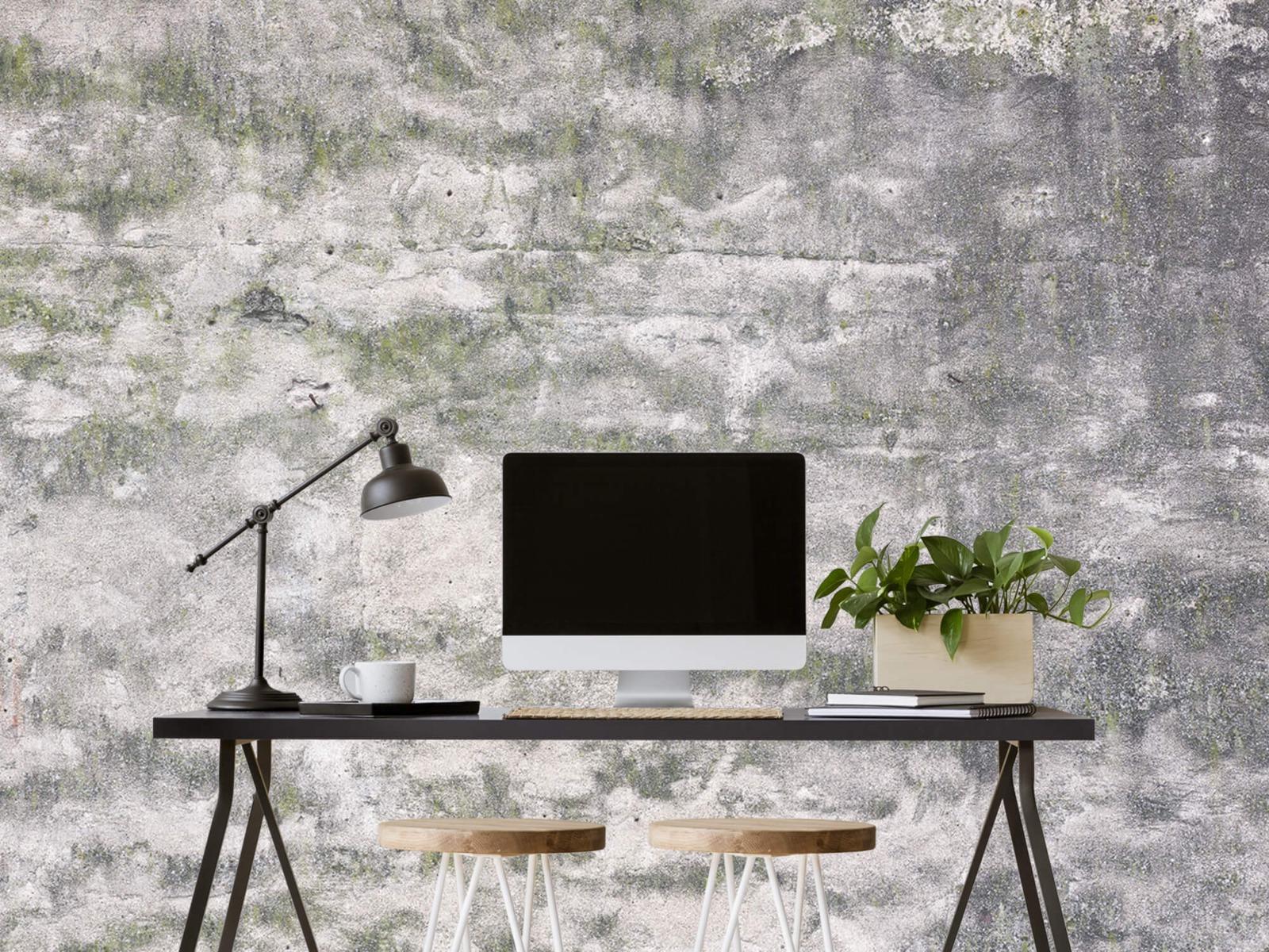 Betonlook behang - Oude muur - Wallexclusive - Tienerkamer 10