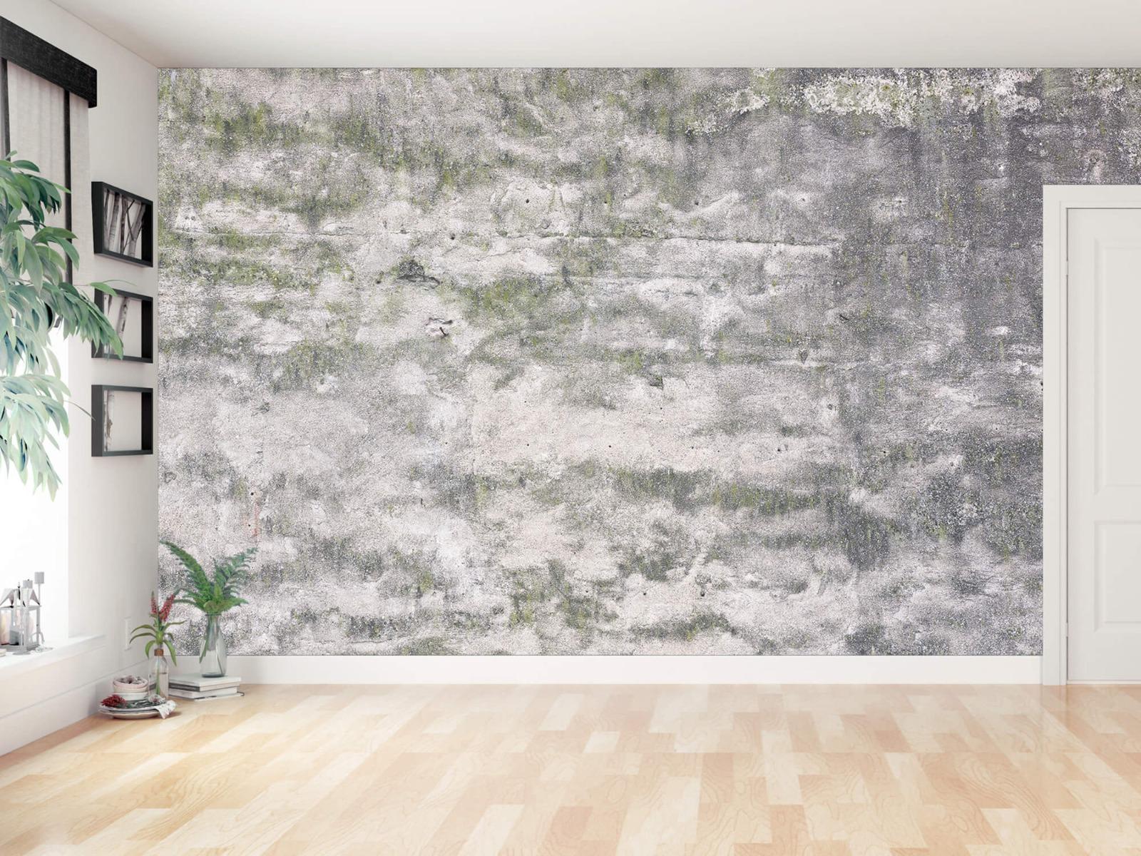 Betonlook behang - Oude muur - Wallexclusive - Tienerkamer 13