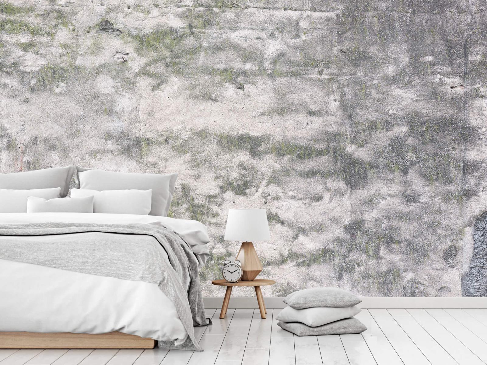 Betonlook behang - Oude muur - Wallexclusive - Tienerkamer 16