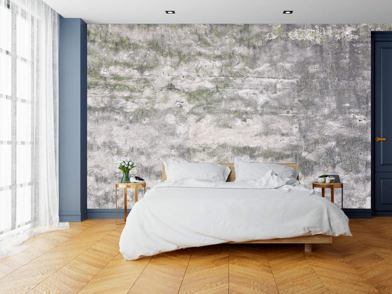 Betonlook behang - Oude muur - Wallexclusive - Tienerkamer 17