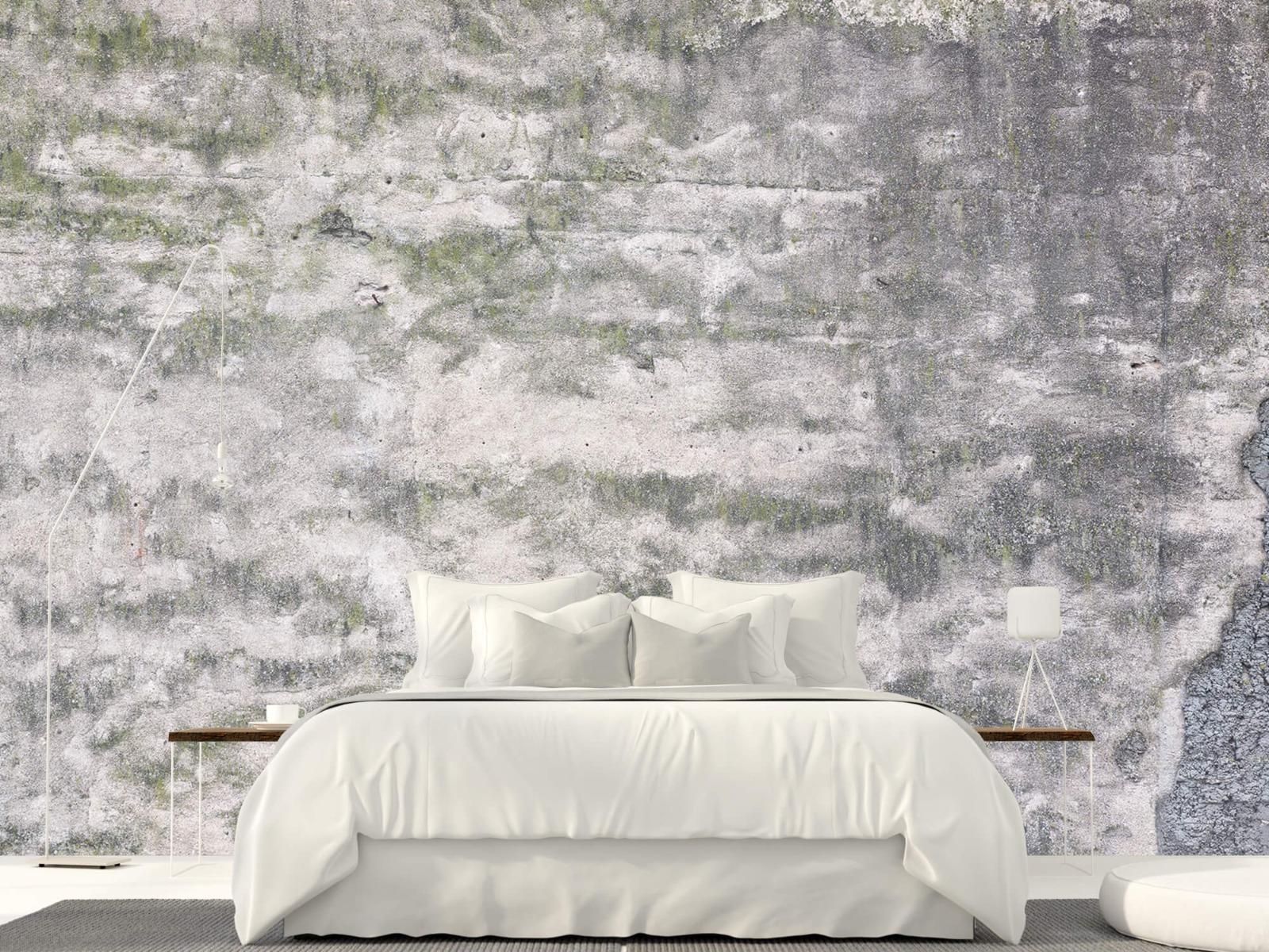 Betonlook behang - Oude muur - Wallexclusive - Tienerkamer 18
