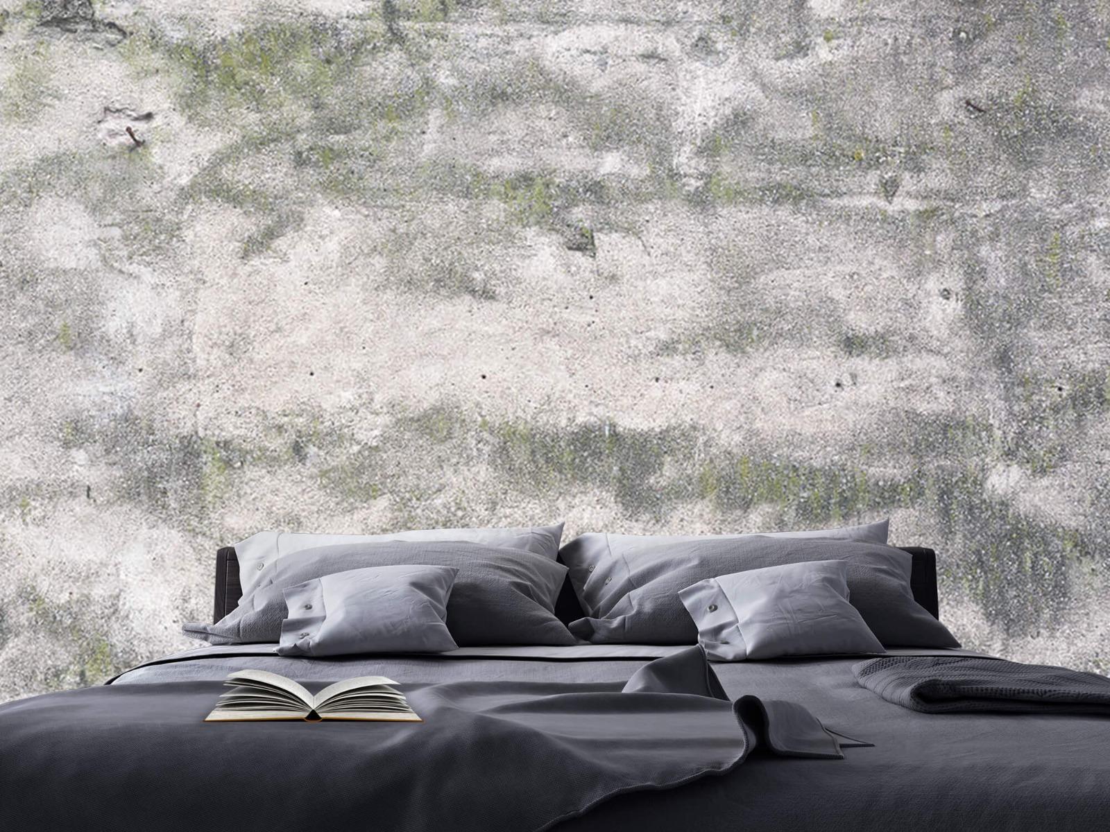 Betonlook behang - Oude muur - Wallexclusive - Tienerkamer 4