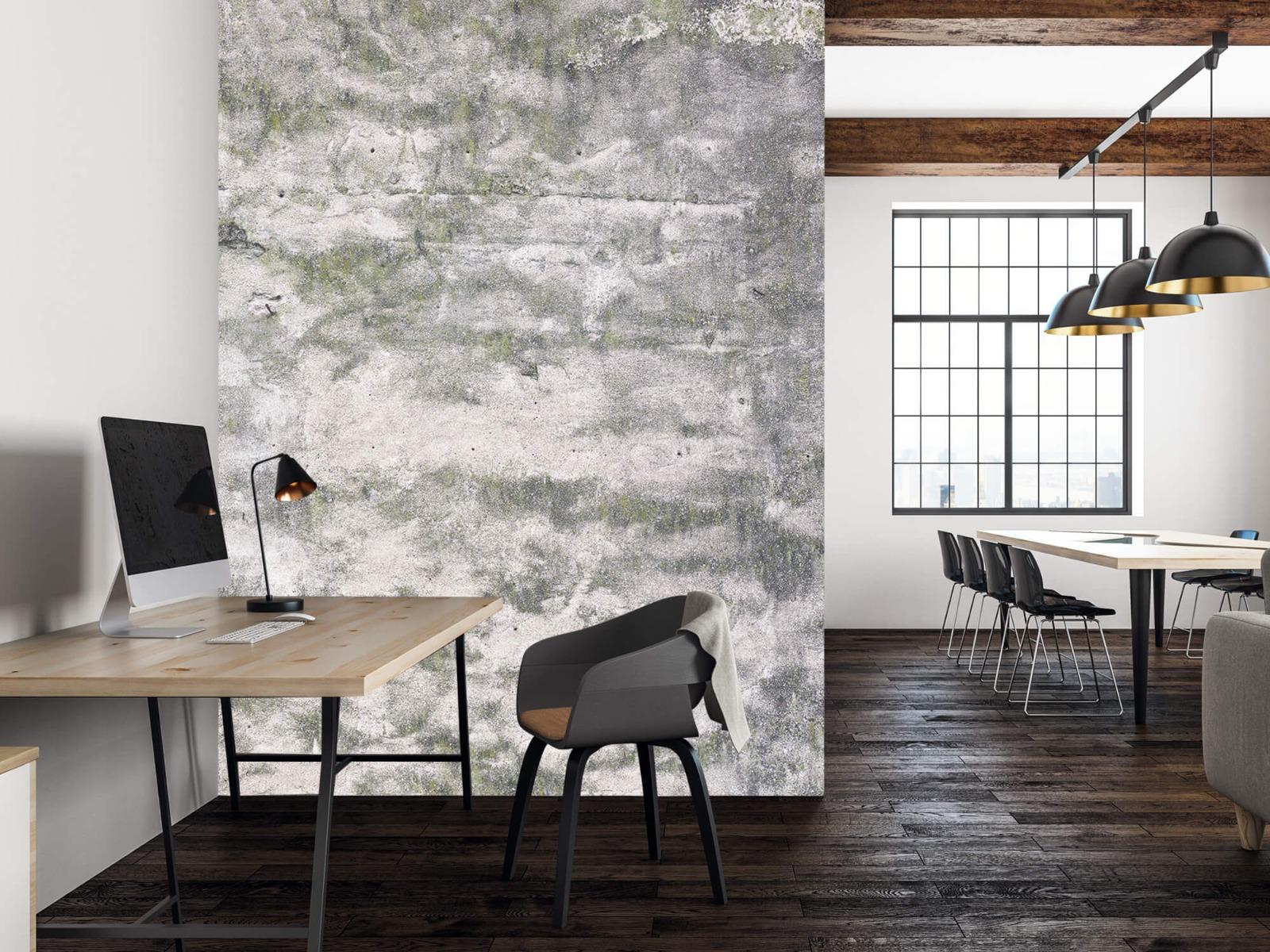 Betonlook behang - Oude muur - Wallexclusive - Tienerkamer 22