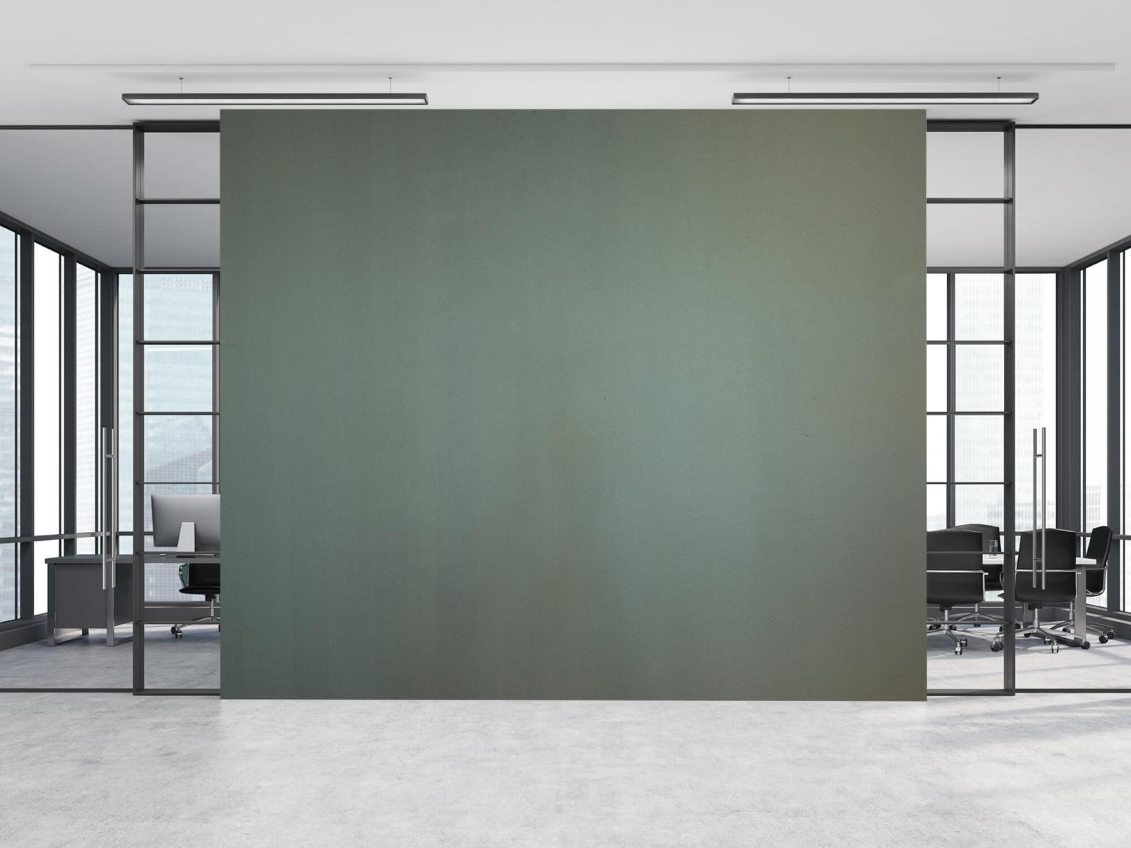 Betonlook behang - Geschilderd beton - Wallexclusive - Woonkamer 11