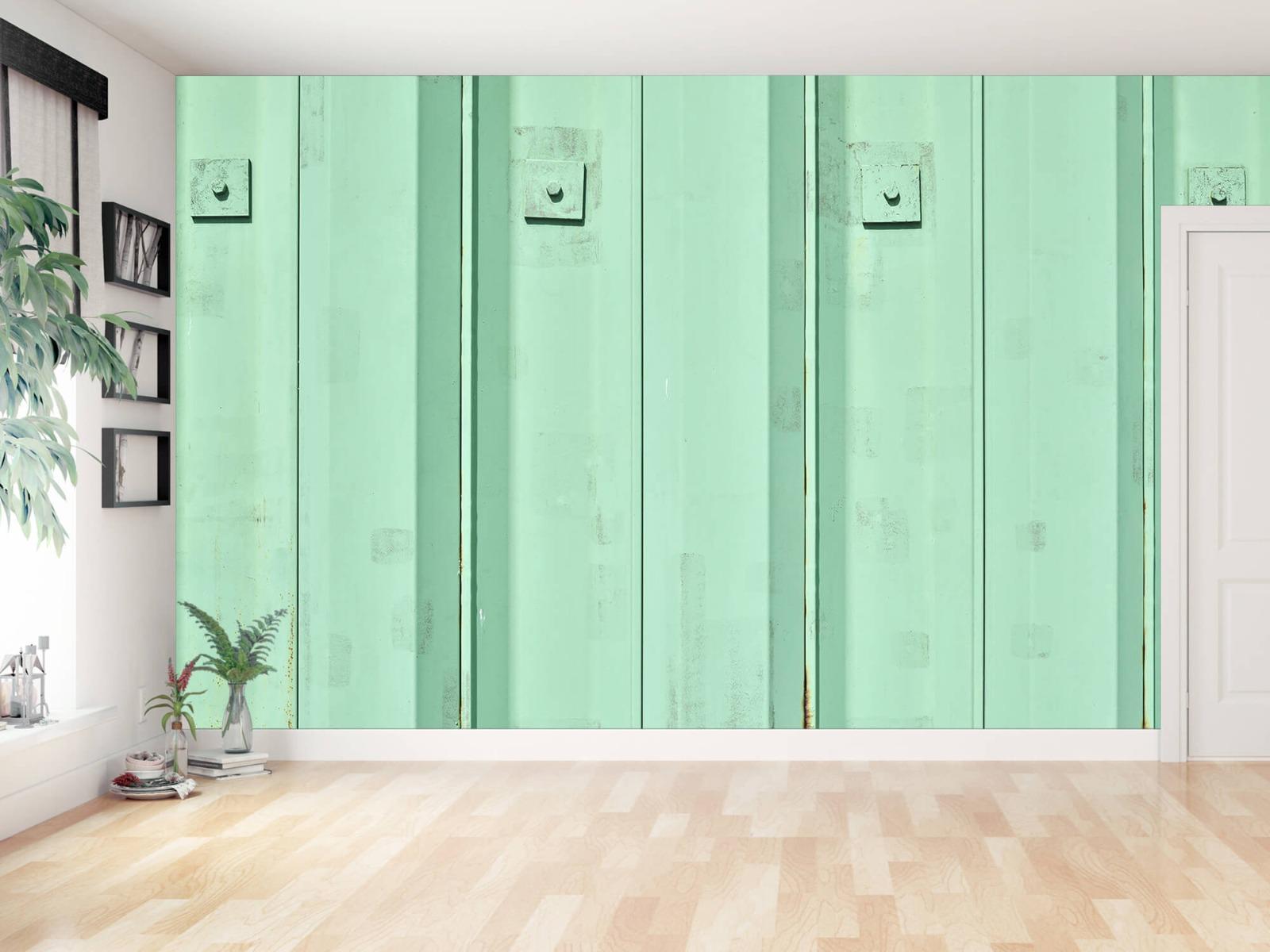 Elementen - Groene damwand - Wallexclusive - Woonkamer 13