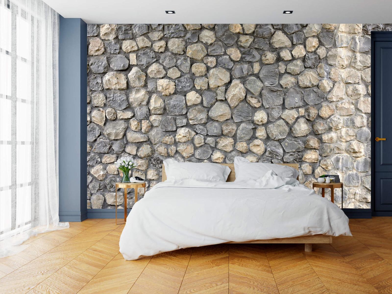 Steen behang - Breukstenen - Wallexclusive - Ontvangstruimte 4