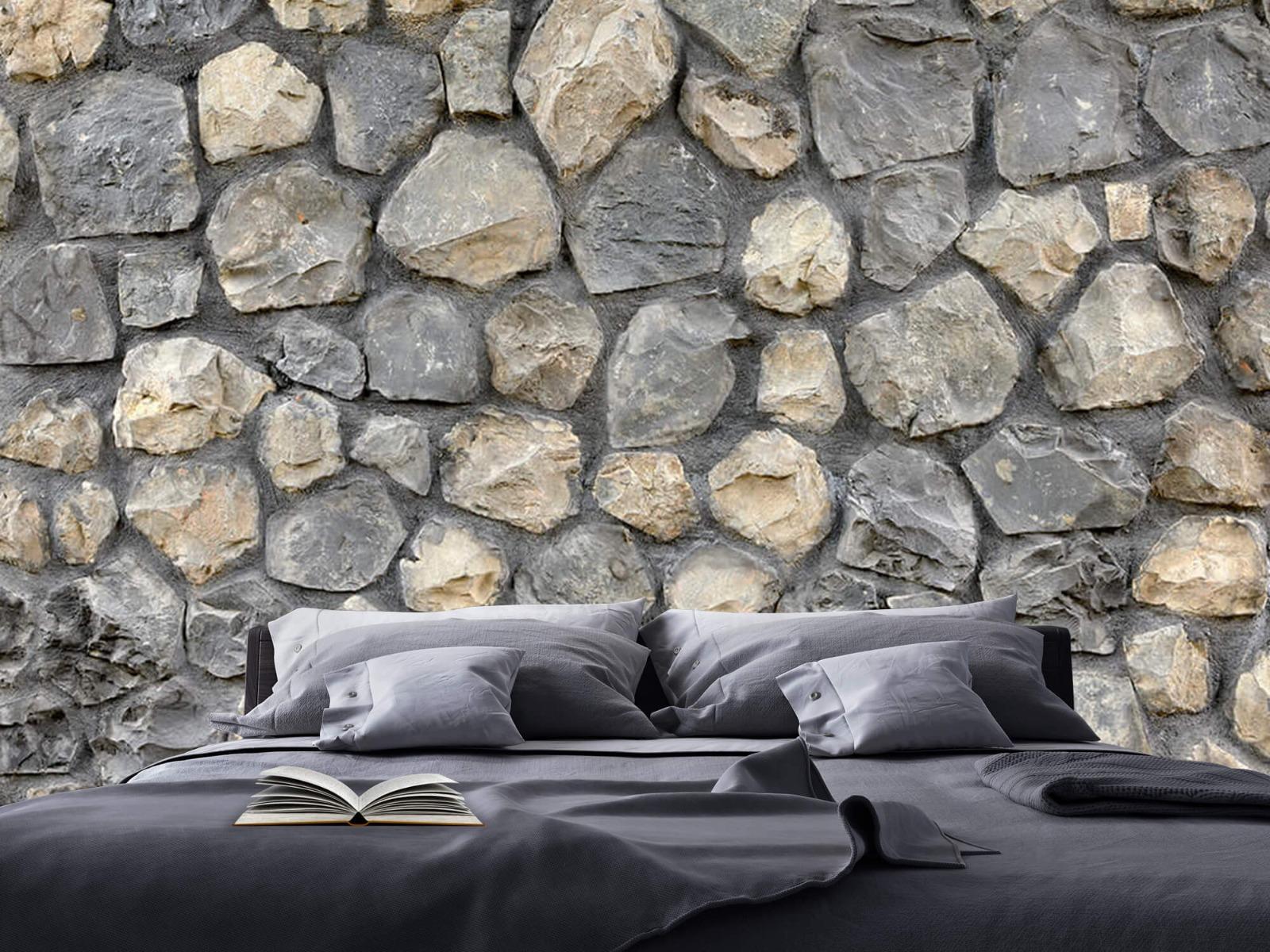 Steen behang - Breukstenen - Wallexclusive - Ontvangstruimte 18