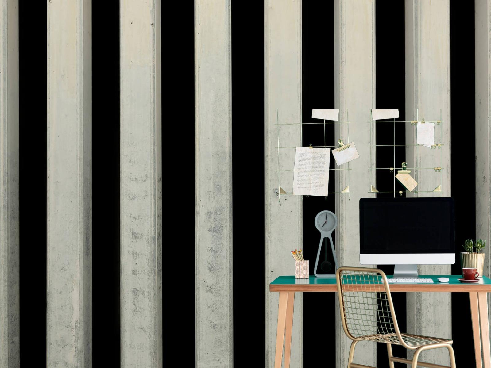 Elementen - Betonnen pilaren - Wallexclusive - Ontvangstruimte 9