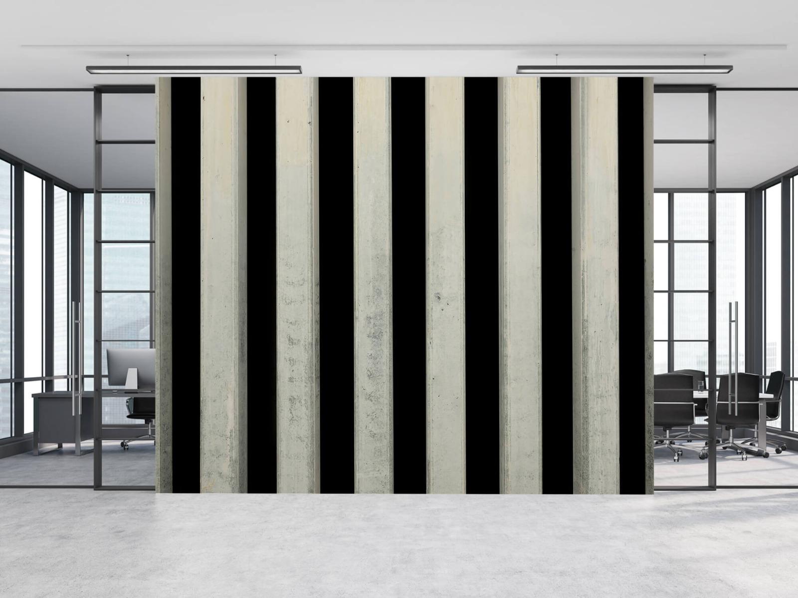 Elementen - Betonnen pilaren - Wallexclusive - Ontvangstruimte 2