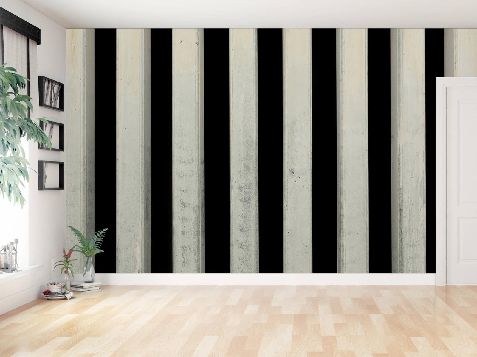 Elementen - Betonnen pilaren - Wallexclusive - Ontvangstruimte 11
