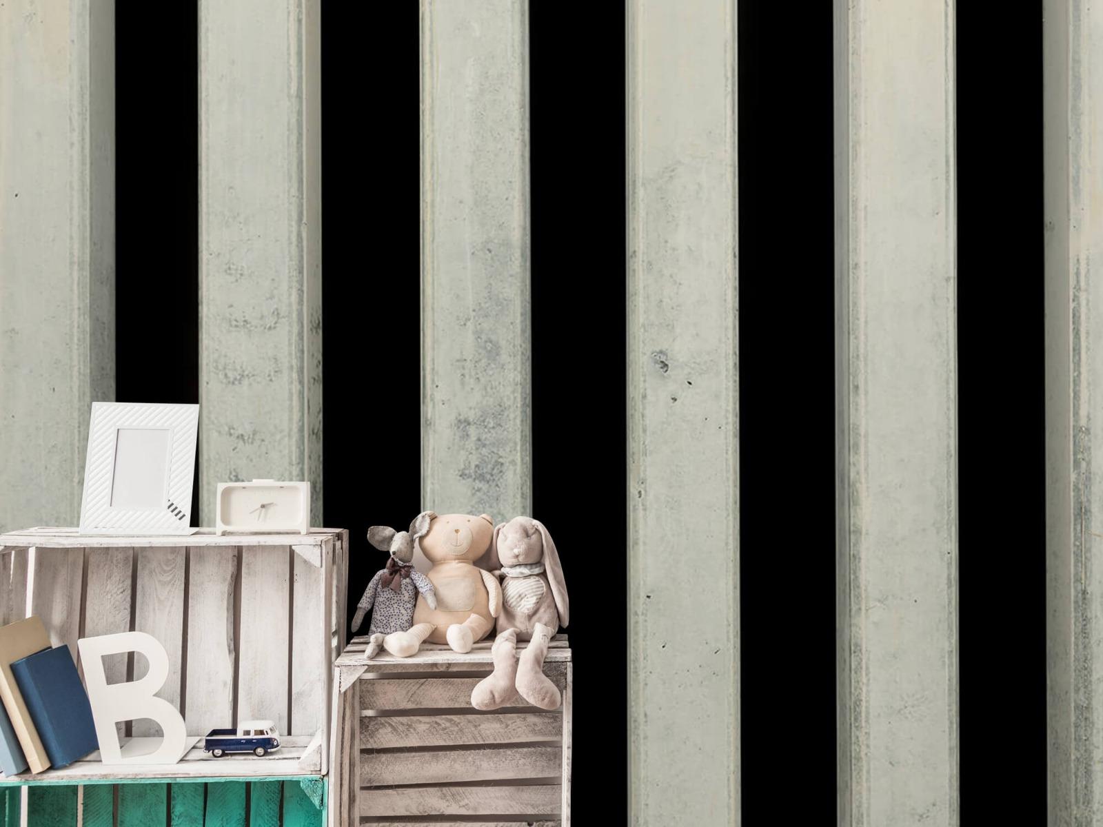 Elementen - Betonnen pilaren - Wallexclusive - Ontvangstruimte 19