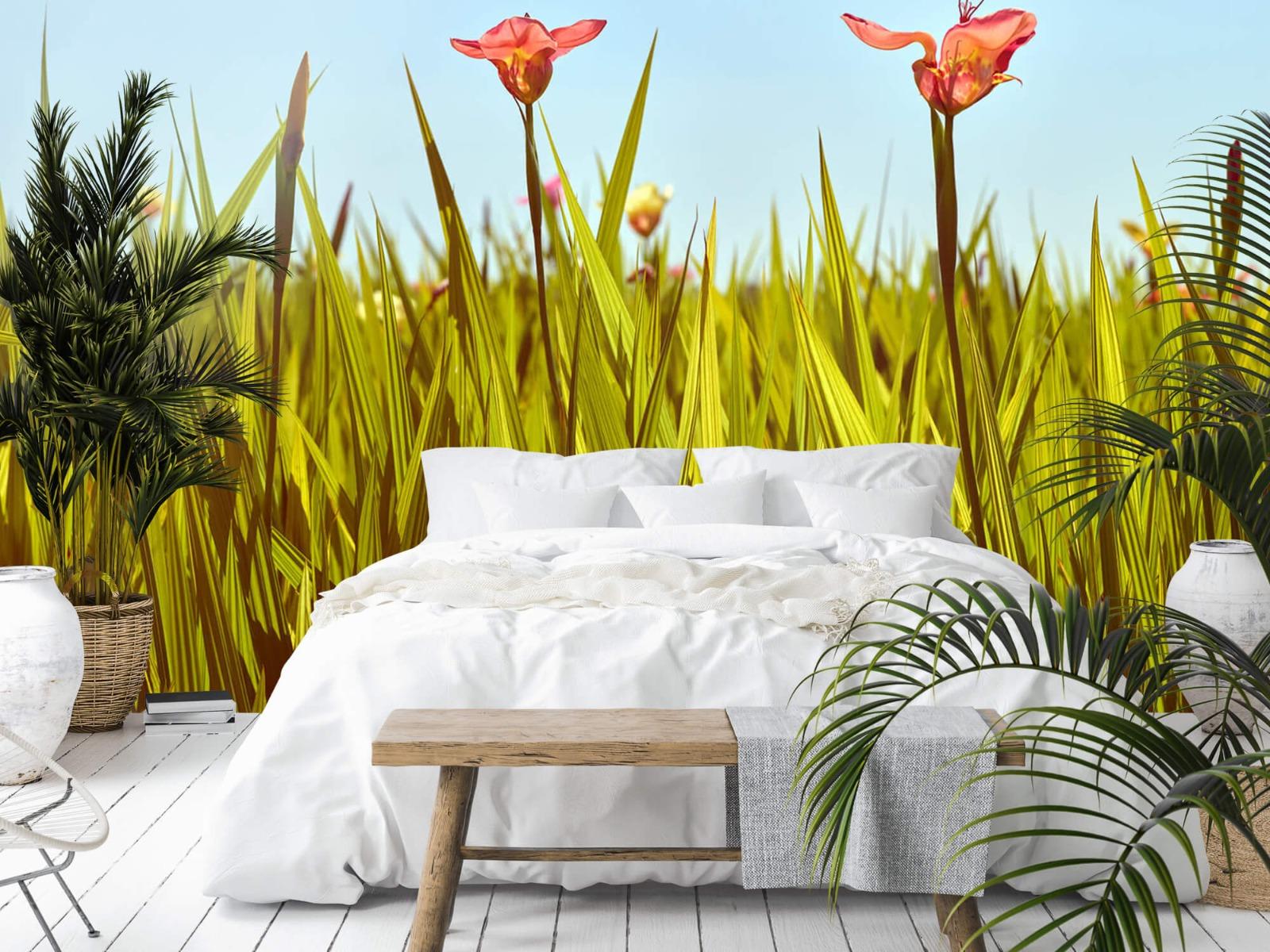 Overige - Bloemenveld - Slaapkamer 13