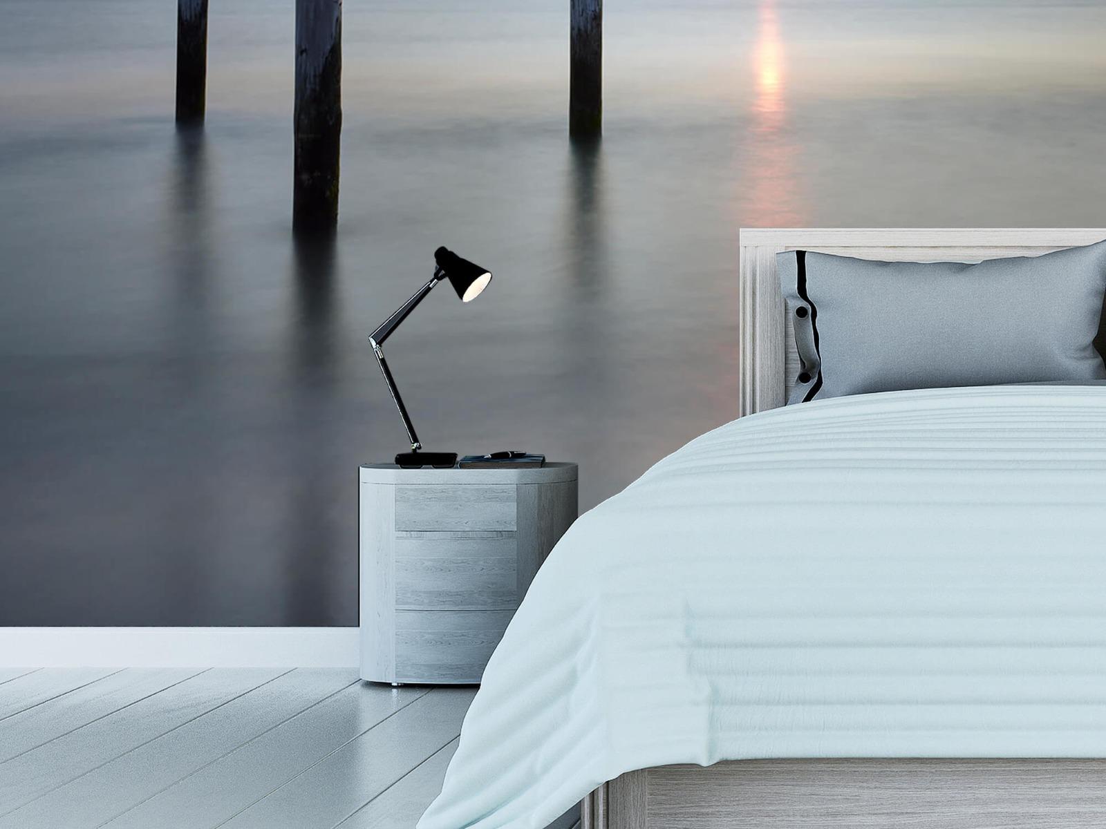 Zeeën en Oceanen - Strandpalen - Slaapkamer 3