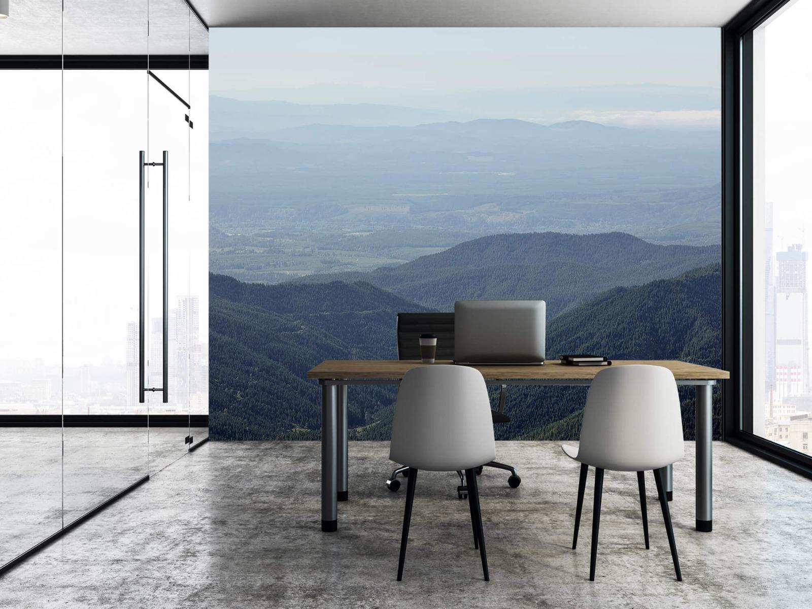 Bergen - Uitzicht vanuit de bergen - Woonkamer 3