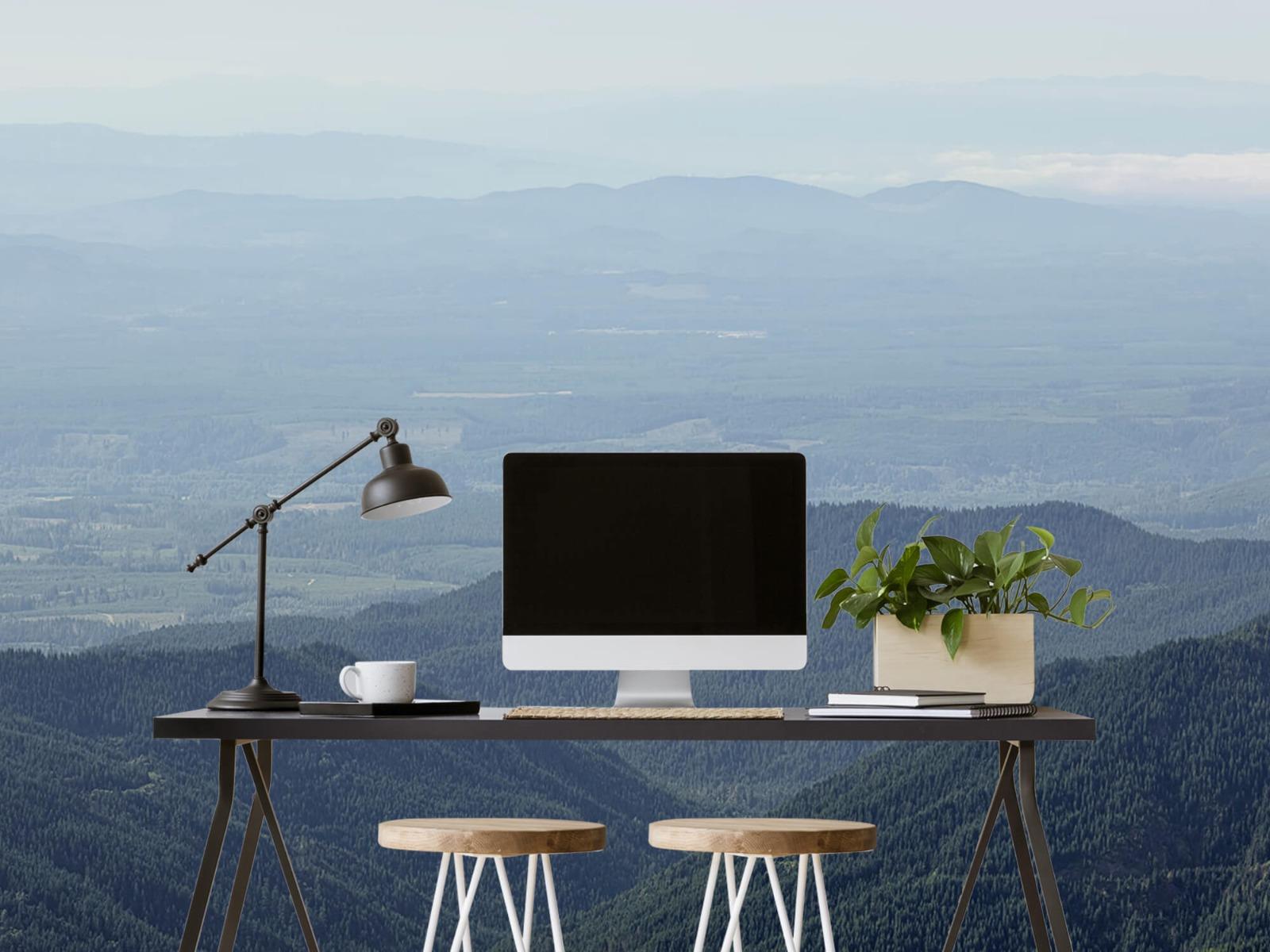 Bergen - Uitzicht vanuit de bergen - Woonkamer 6