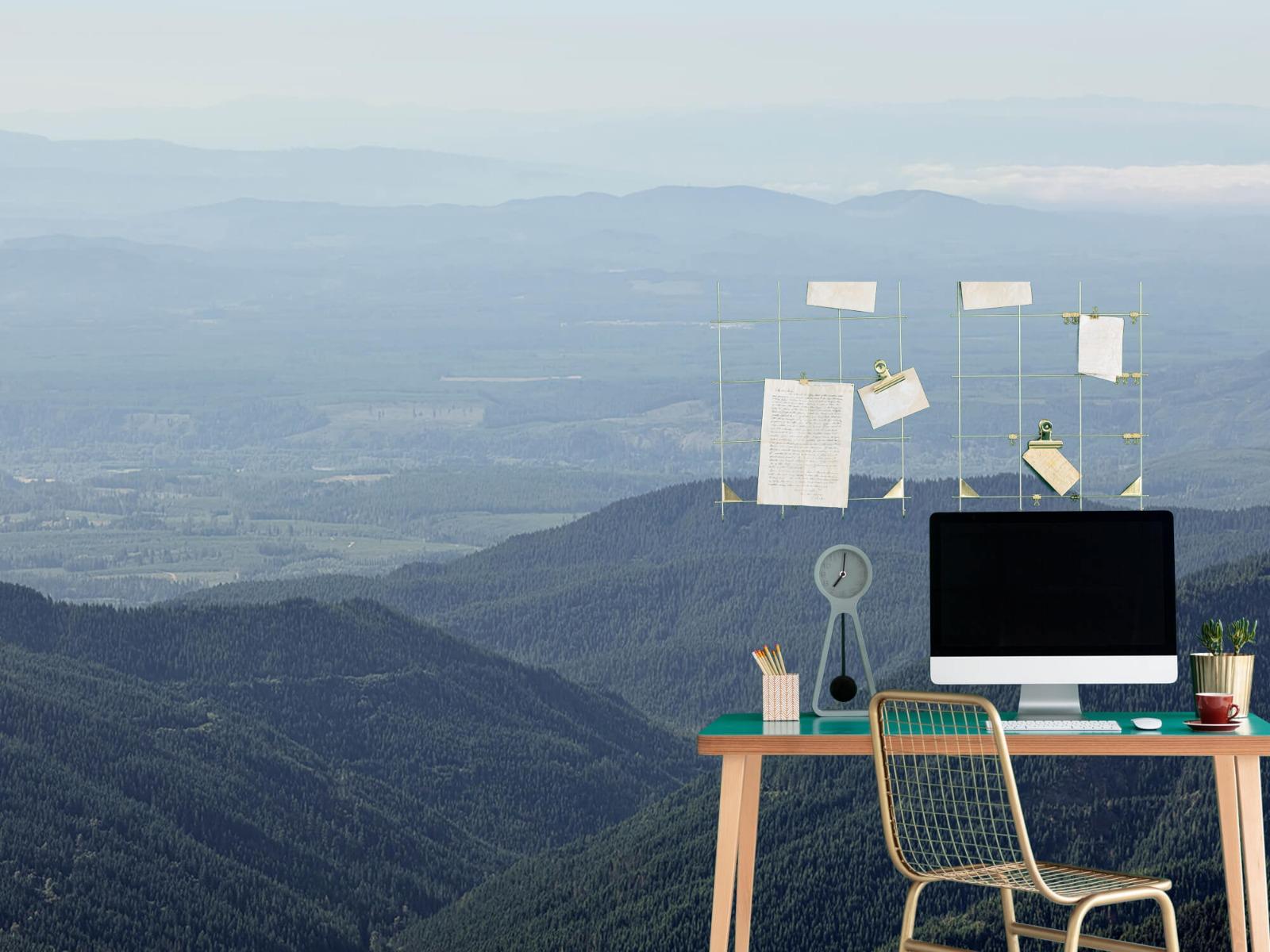 Bergen - Uitzicht vanuit de bergen - Woonkamer 7